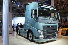 Volvo FH 540 at IAA 2014. Free images Spielvogel.jpg
