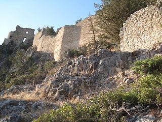 Buffavento Castle castle ruin