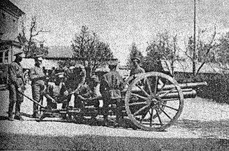 Sich Riflemen - Sich riflemen during the Ukrainian War of Independence