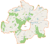 Wągrowiec (gmina wiejska) location map.png