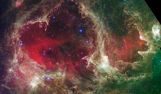 Sharpless catalog - Image: W5 cropped