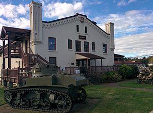 Washington National Guard Museum - Museum in 2014