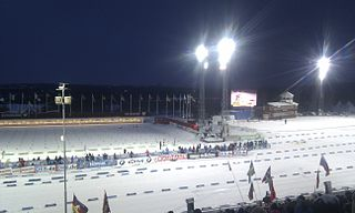 2011–12 Biathlon World Cup 2010–2011 season of the IBU Biathlon World Cup
