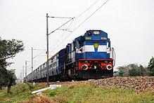 Rail transport in India - Wikipedia