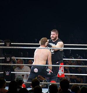 Kevin Owens and Sami Zayn Professional wrestling tag team