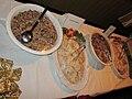WWOZ 30th Birthday at Tipitinas buffet 1.JPG