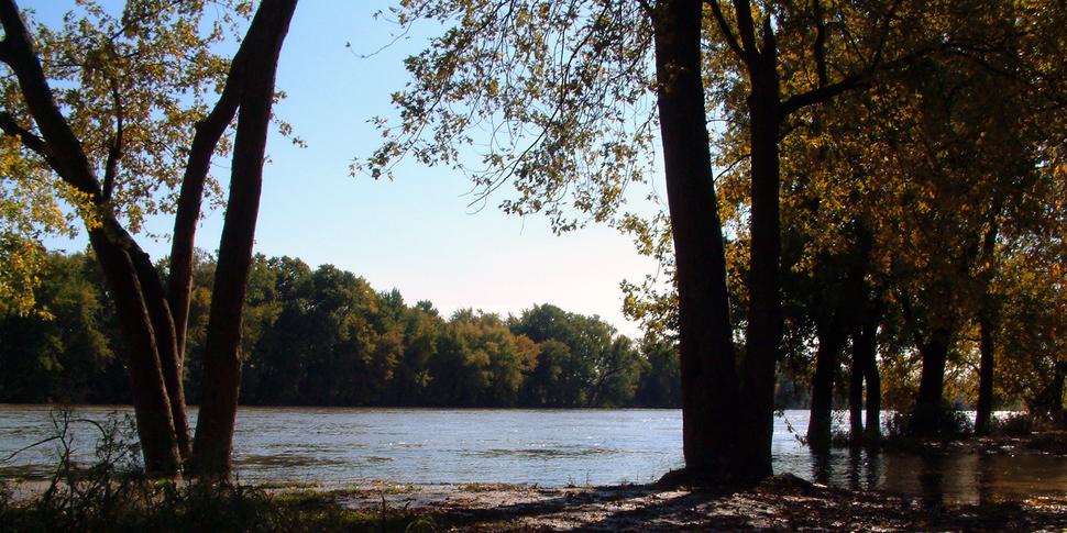 Wabash River at Williamsport