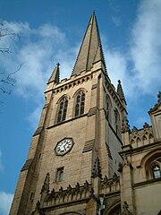 Wakefield spire