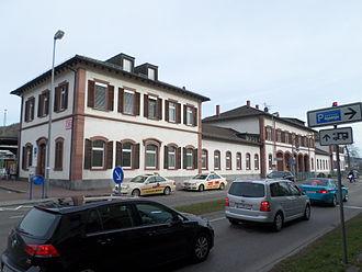 Waldshut-Tiengen - Waldshut Station