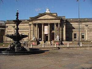 Walker Art Gallery - Walker Art Gallery, Liverpool City Centre