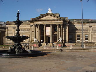 Walker Art Gallery - Walker Art Gallery, Liverpool City Centre