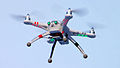 Walkera QR X350 Quadcopter Hovering.jpg