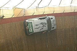 Wall of death. From Wikipedia ... ecb67d5cca