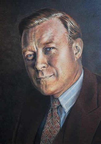 Walter Reuther - Portrait of Reuther