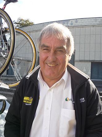 Walter Planckaert - Planckaert in 2011