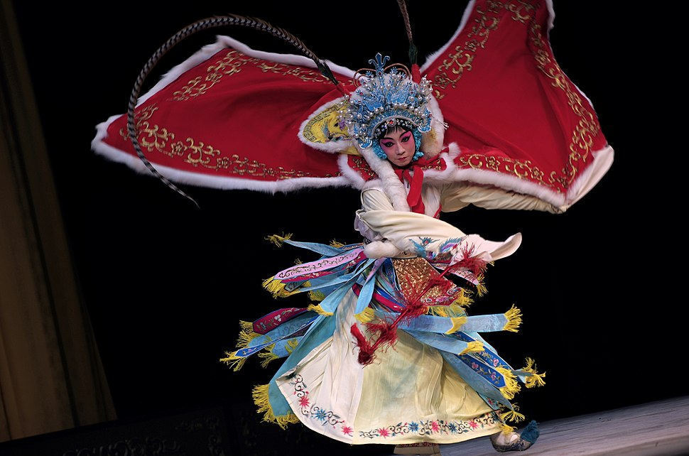 Wang Zhaojun Peking Opera 14