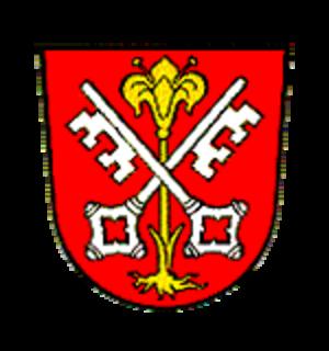 Burtenbach - Image: Wappen Burtenbach