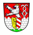 Das Wappen von Gräfenberg