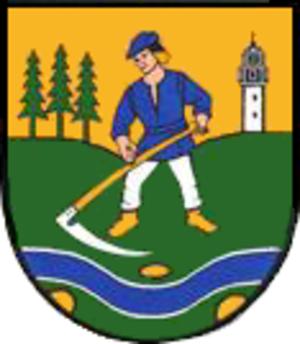Niederwiesa - Image: Wappen Niederwiesa