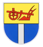 Coat of arms of the local community Schwall