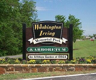 Washington Irving Memorial Park and Arboretum