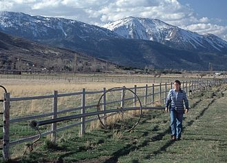 Washoe County, Nevada - Ranching in Washoe County