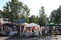 Wasserburg (Bodensee), Markttag auf dem Lindenplatz.jpg