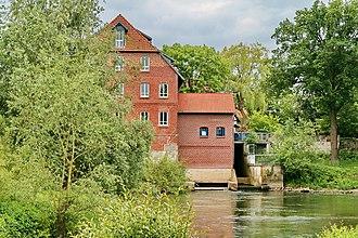 Meinersen - Image: Wassermühle Meinersen IMG 9047
