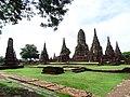 Wat Chaiwattanaram - Ayutthaya - Thailand - 04 (34131882543).jpg