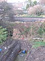 Water main under the railway - geograph.org.uk - 1074350.jpg