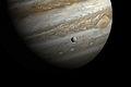 Water vapour plumes on Jupiter's moon Europa (artist's impression).jpg