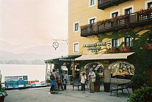 The White Horse Inn - The White Horse Inn in 2004