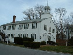 Wellfleet Town Hall