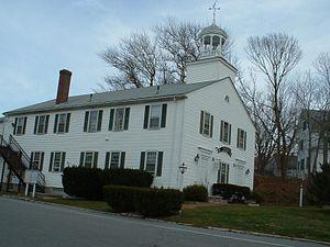 Wellfleet, Massachusetts - Wellfleet Town Hall