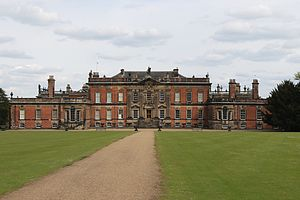 Wentworth Woodhouse - The west front