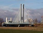 Werksbrücke West Höchst Südost
