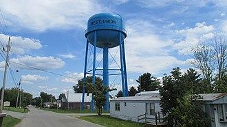 West Union, Ohio - Image: West Union OH3