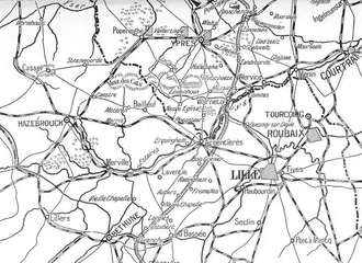 Winter operations 1914–1915 - West Flanders 1914–1915