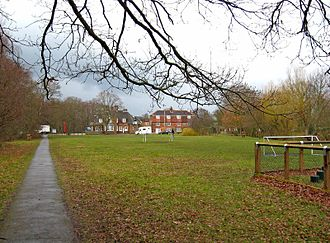 Westfield, Woking, Surrey - Westfield Common