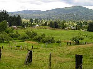Westminster Abbey (British Columbia) - Image: Westminster Abbey Farm
