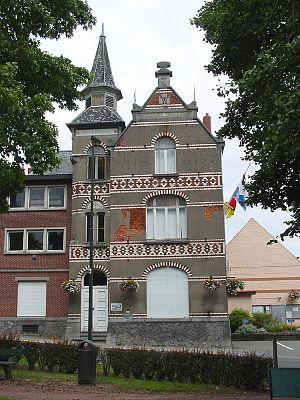 Wezembeek-Oppem - Wezembeek-Oppem town hall