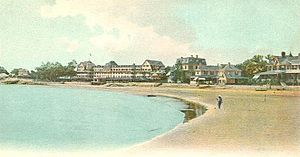 Swampscott, Massachusetts - Whale Beach in 1909