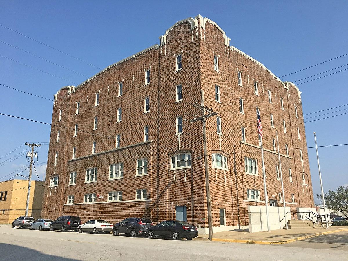 Wheeling Corrugating Company Building Wikipedia