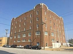 Wheeling Corrugating Company Building KCMO