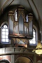 Wien_-_Franziskanerkirche,_Orgel.JPG