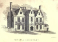Wigsell, Salehurst - 'Page Notes on the churches in the counties of Kent, Sussex, and Surrey djvu 343 - Wikisource'.png
