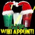 WikiAppunti logo (Christmas).png