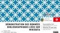 WikiCite 2020 - Wikidata et Données Bibliographiques.pdf
