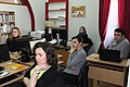 Wiki Librarian Editing Wikipedia workshop in Trebinje 02.jpg