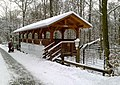 Wildpark im Winter Luchsgehege - panoramio.jpg